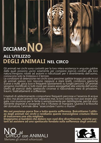 boicottiamo circo